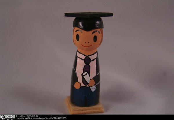 Scholarly student